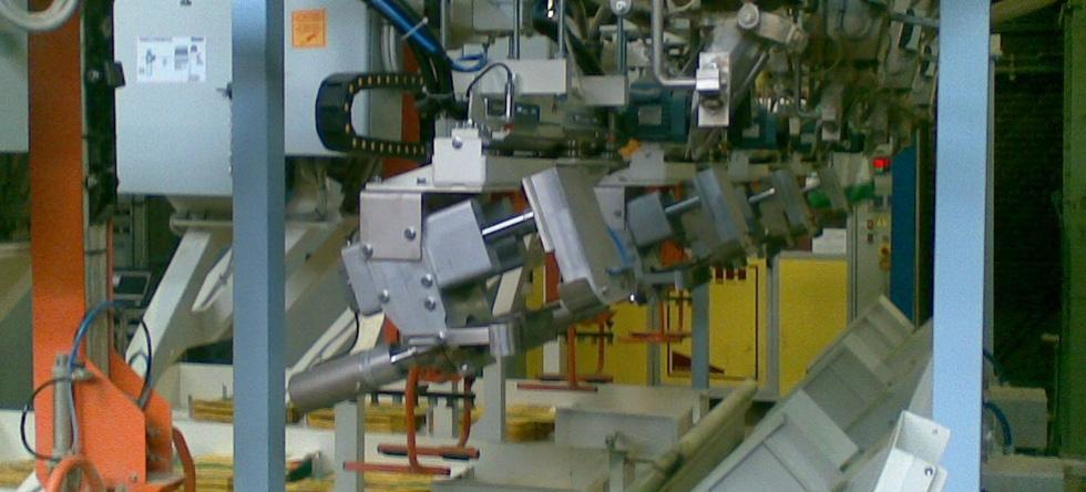 Συσκευαστικό Σάκων Βαλβίδας ITG HV – Με Βαρύτητα για Υλικά Ελεύθερης Ροής