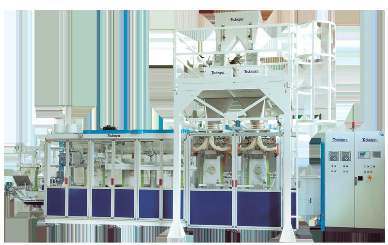 Αυτόματα συστήματα ζύγισης-ενσάκισης ανοιχτού στομίου Futura